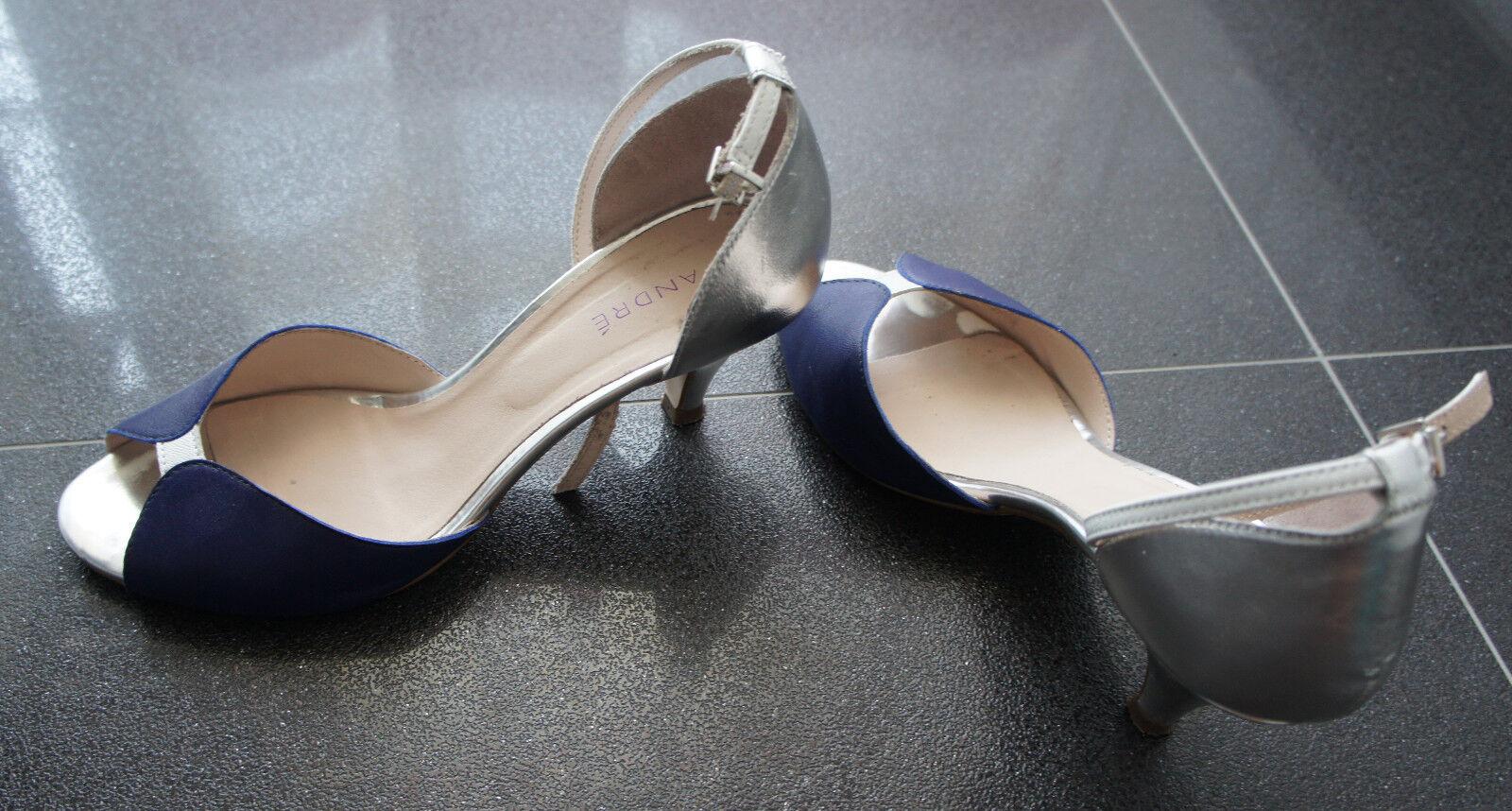 Muy bonitos zapatos señora zapatos de salón, salón, salón, V. andre talla 39 Top 3bdb37
