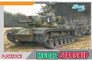 Dragon 3562 1/35 M60a2 Starship - Kit intelligent