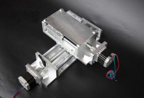 SBR Rails Precision Cross Slide 1605 CNC Ballscrew Linear Stage Slide Module
