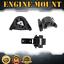 Engine Mount /& Auto Trans Mount Set 3PCS For 2002-2004 GRAND CHEROKEE 4.7L