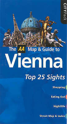 1 of 1 - AA CityPack Vienna (AA CityPack Guides), James, Louis, Very Good Book