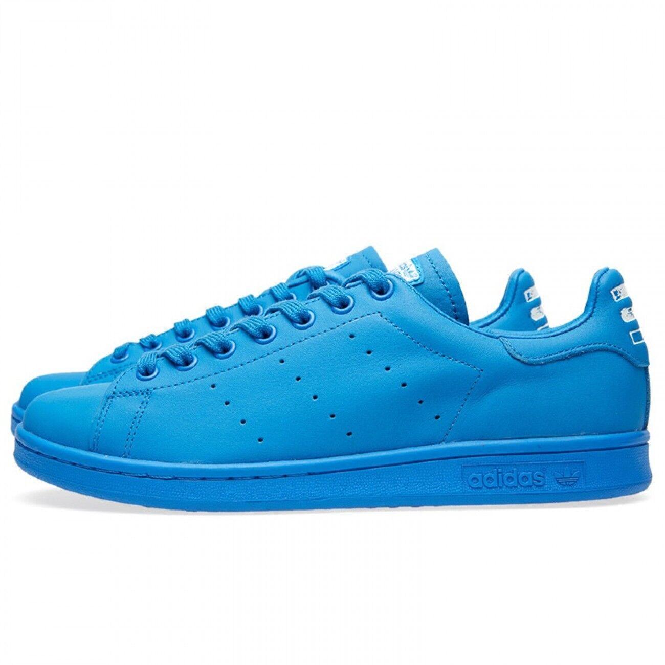 ADIDAS X PHARRELL WILLIAMS STAN SMITH Size 11 BLUE