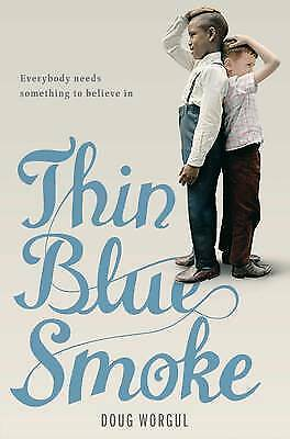1 of 1 - Thin Blue Smoke by Doug Worgul (Paperback) New Book