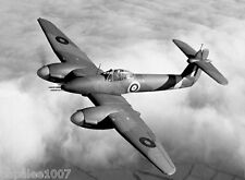 """Model Airplane Plans (RC): Westland Whirlwind 1/10 near-scale 55½"""" twin engine"""