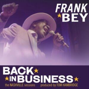 Frank-Bey-Back-IN-Business-Nuovo-CD-Digi