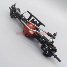 1/10 Complete ARB Alloy Front Axle For 1:10 Rc Rock Crawler RC4WDD90 SCX10 Axial