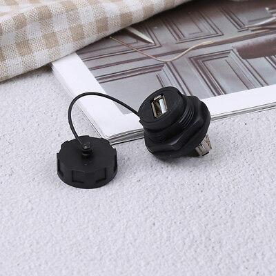 10X//lot diy usb male assembly adapter connector plug socket nickel right angleGX