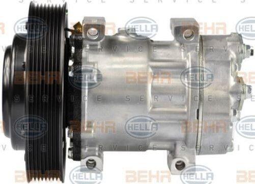 8FK 351 135-581 HELLA Kompressor Luft Zustand