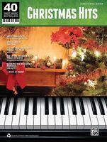 Christmas Hits Sheet Music 40 Bestsellers Series Piano Vocal Guitar 000322422