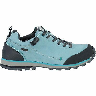 Fiducioso Cmp Scarponcini Outdoorschuh Elettra Low Wmn Hiking Shoe Wp Blu Chiaro Tinta-mostra Il Titolo Originale