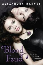 Blood Feud (The Drake Chronicles)-ExLibrary