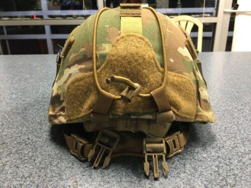 Multicam Tactical Helmet Holster KapKlips