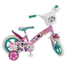 617 Bicicletta Topolino Disney 12 et/à 3//5 Anni con ROTELLE