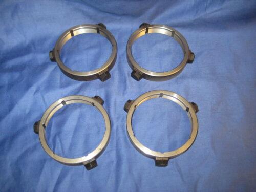 GEARBOX BAULK RINGS MGB 1968-1980 ***EB130 MG SET OF 4 MGB 4 SYNCRO