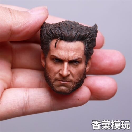 1//6 Scale Wolverine Logan Suit Clothes Wolf Claws Set Figure 1.0 Body with Head