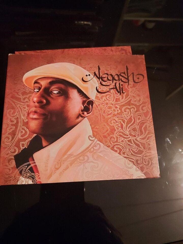 Negash Ali: Asmarino, hiphop