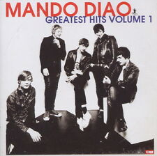Mando Diao Greatest Hits Vol.1 CD 2012 NEU OVP