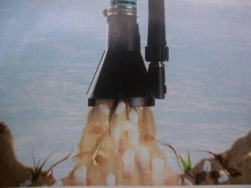 Teichschlammsauger Teichsauger Schlamm Sauger für Wap Alto Hochdruckreiniger
