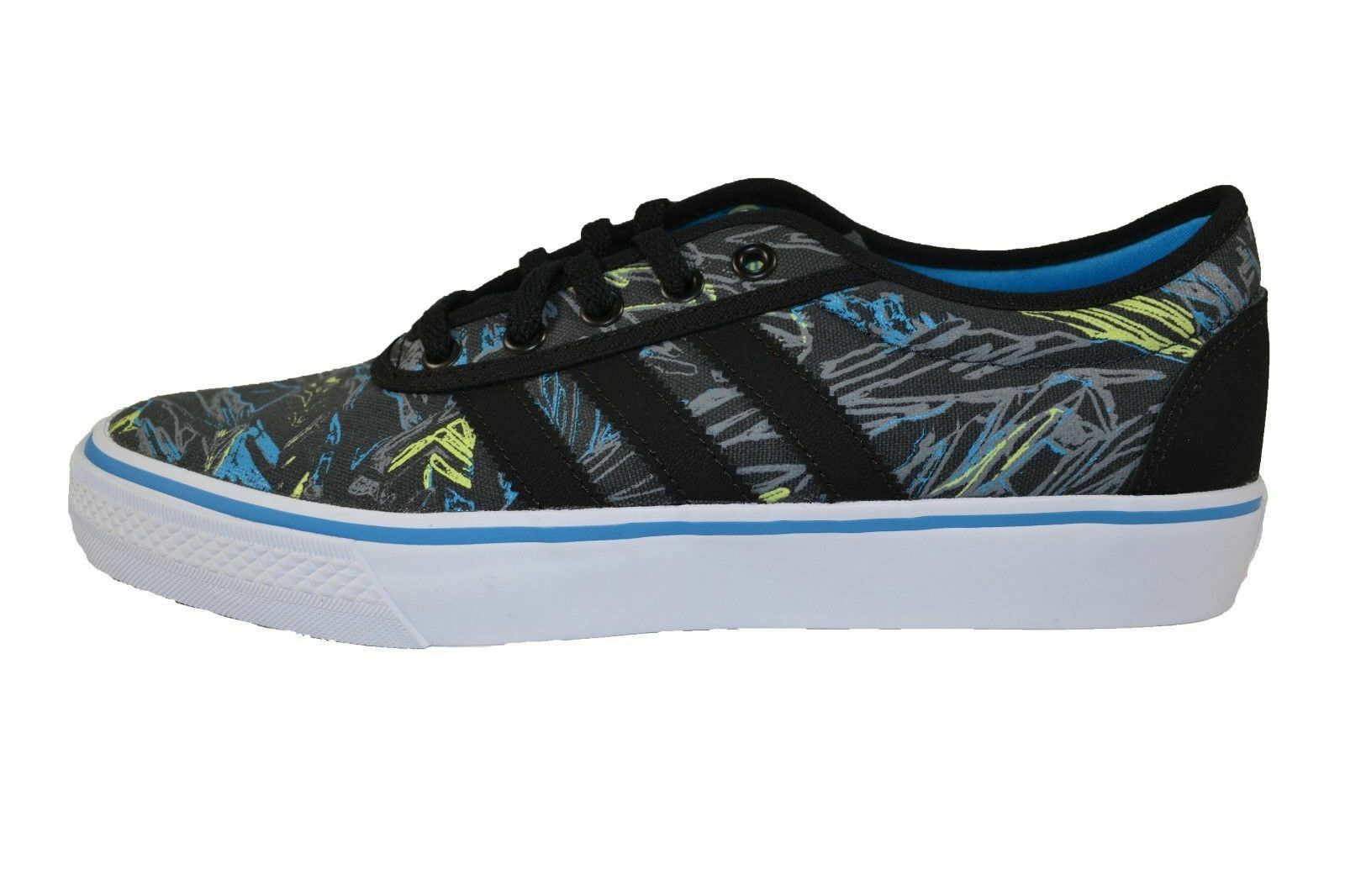 Adidas ADI-EASE Dark Shale Blue Glow Discounted Price reduction Skateboarding Men's Shoes The most popular shoes for men and women