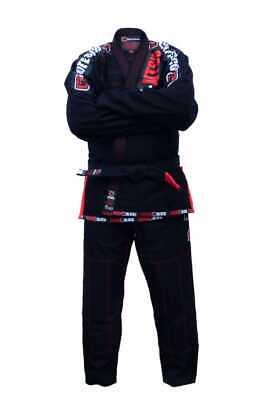 Cotesco BJJ Gi Brazilian Jiu Jitsu Competition MATA LEA Uniform MMA Grappling
