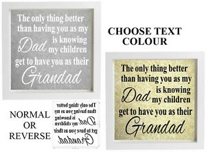 Vinyl-Sticker-DIY-20cm-x-20cm-Frame-THE-ONLY-THING-BETTER-THAN-HAVING-A-DAD-MUM