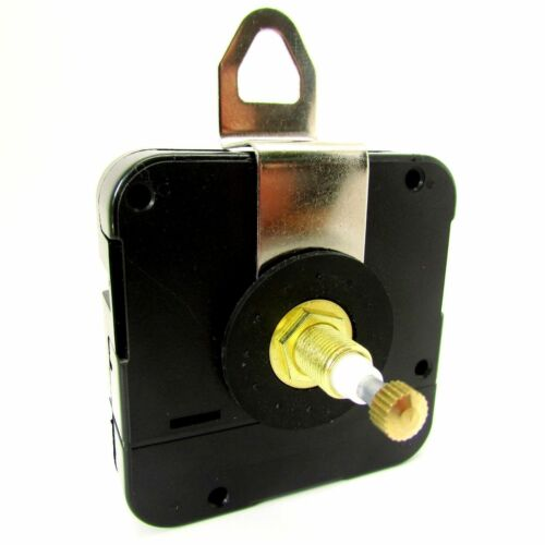 Nouveau remplacement Quartz Couple élevé Tic-Tac Horloge Mouvement Mécanisme 20 mm arbre