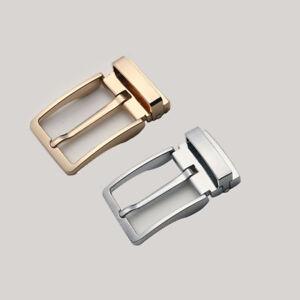 Stainless-Steel-Pin-Belt-Buckle-Belt-Fastener-Brushed-Leather-Craft-Hardware