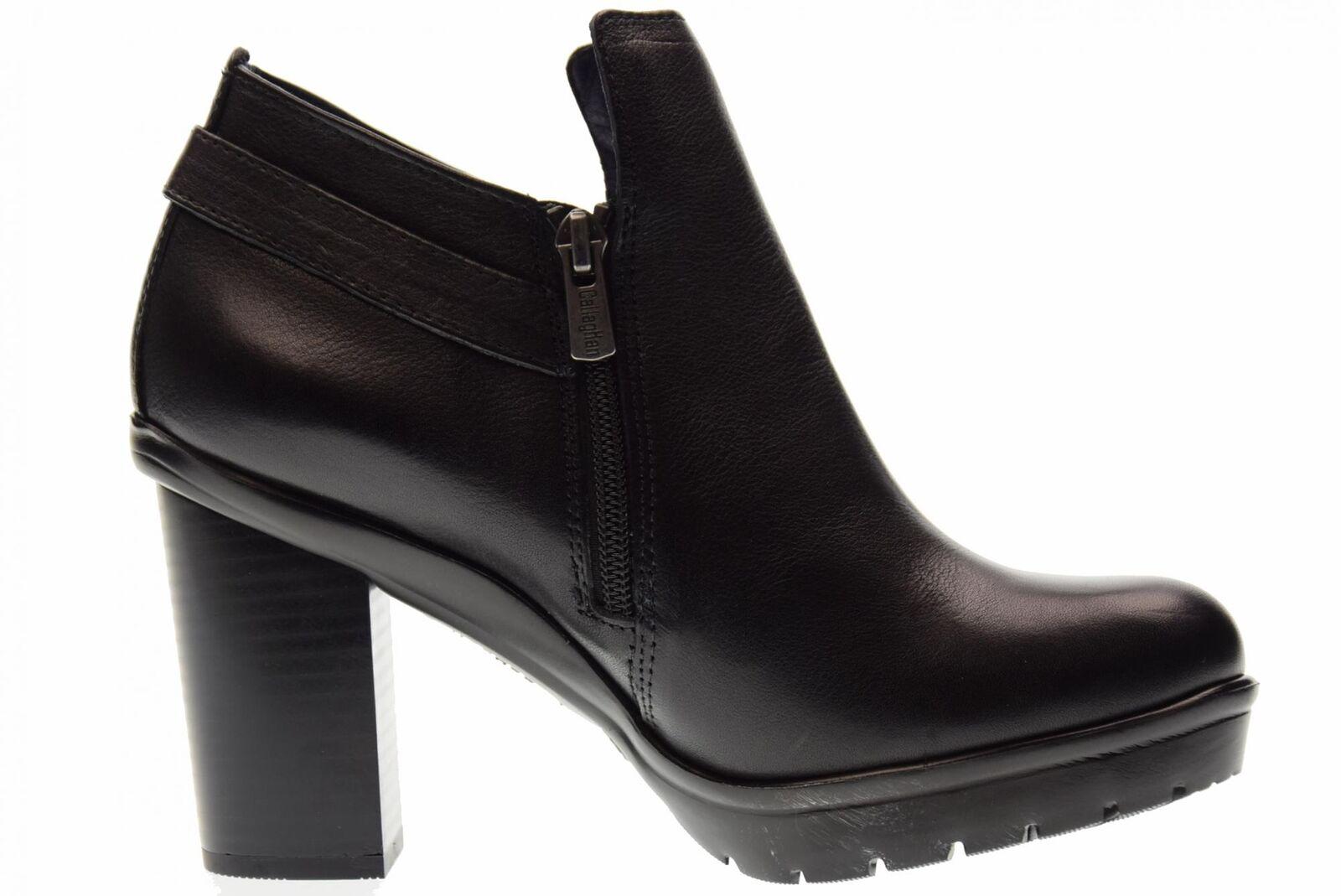 Callaghan zapatos botas de mujer mujer mujer A17us 99812 Negro 9a11bf
