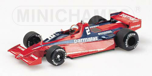Envío y cambio gratis. 1 43 los dirigentes de Parmalat Brabham Brabham Brabham BT46 FanCoche temporada 1978 J. Watson  compra limitada