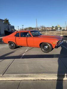 1972 Chevy Nova Fresh Restore 982km