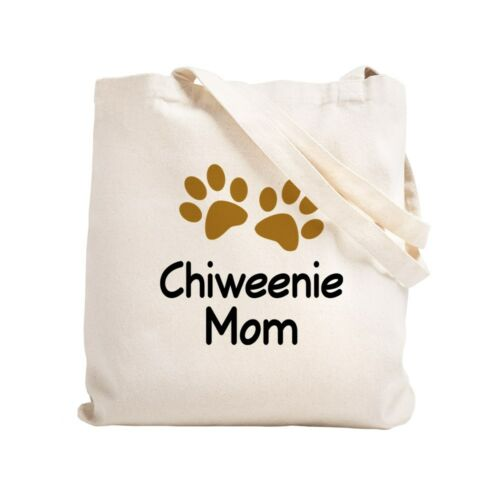 CafePress Cute Chiweenie Mom Tote Bag 554967242
