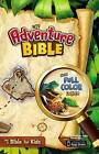 Adventure Bible, NIV by Zonderkidz (Hardback, 2013)