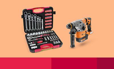 Ofertas en herramientas y bricolaje