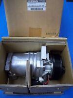 Nissan Genuine 92600cj63a Cube / Versa Compressor Assy Cooler 92600-cj63a