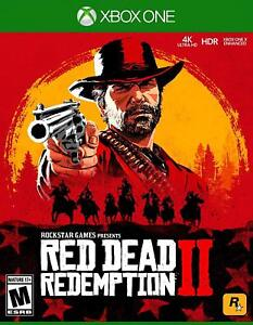 Details about Red Dead Redemption II (2) (Xbox One) BRAND NEW / Region Free