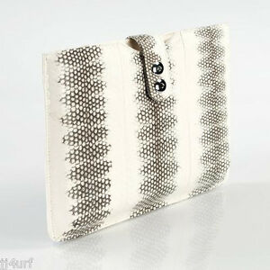 LuxuriousTablet-Sleeve-Made-from-Genuine-White-Sea-Snake-Leather-Strap-Croton