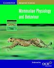 Mammalian Physiology and Behaviour by Geoffrey Jones, Mary Jones (Paperback, 2002)