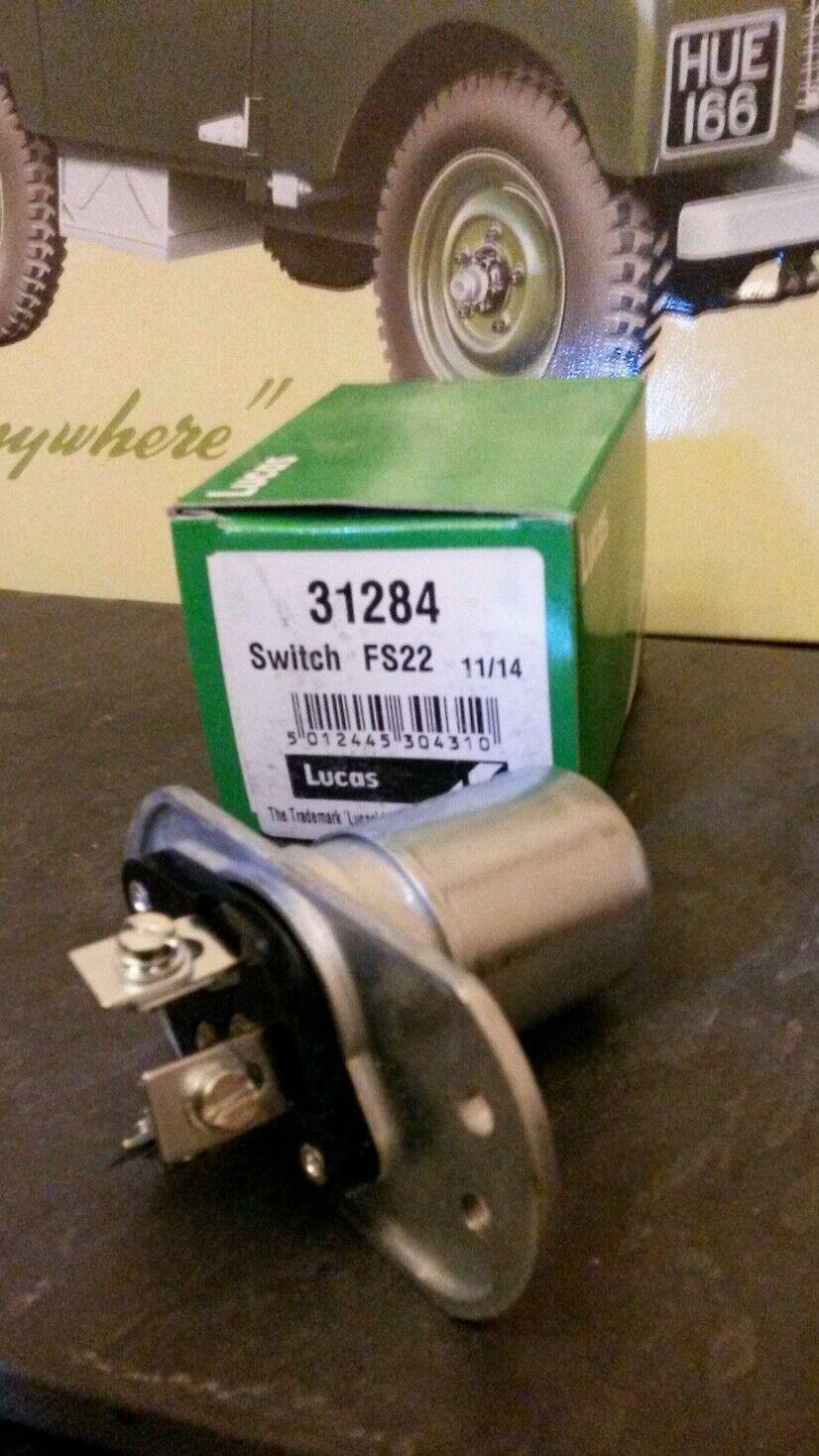 TRIUMPH GT6 MK1 1300 TC GENUINE NEW OLD STOCK LUCAS WINDOW WIPER SWITCH 39200A