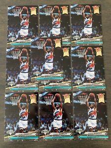 MINT LOT of 10 1992-93 Fleer Ultra Charles Barkley #206 NBA JAM SESSION CARDS