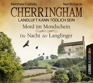 MATTHEW-COSTELLO-NEIL-RICHARDS-CHERRINGHAM-FOLGE-3-amp-4-6-CD-NEW