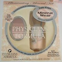 Physicians Formula Illuminating Mineral Kit Soft Nude Rose Makeup Eye Shadow