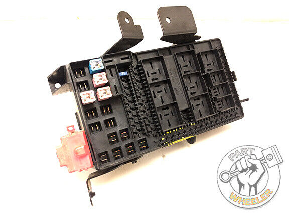 Ford F250 F350 Super Duty Fuse Panel 6c3t-14a067-ab OEM Diesel 05 06 for  sale online   eBayeBay