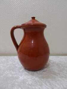 Design ceramica BROCCA BRICCO-vintage-fatti a mano-Landhaus-stile-Marrone