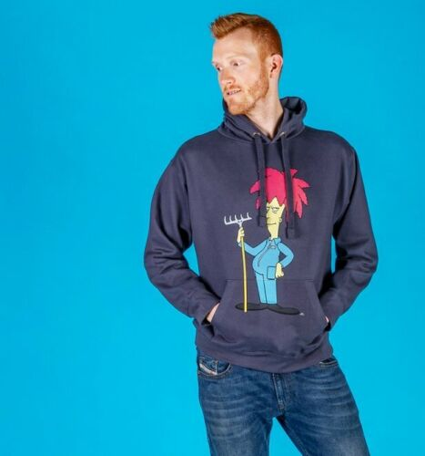 Official The Simpsons Sideshow Bob Hoodie