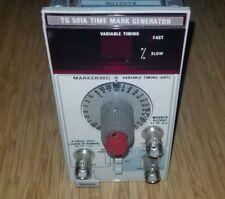 Tektronix Tg501a Time Mark Generator Plug In For Tm500 Tm5000
