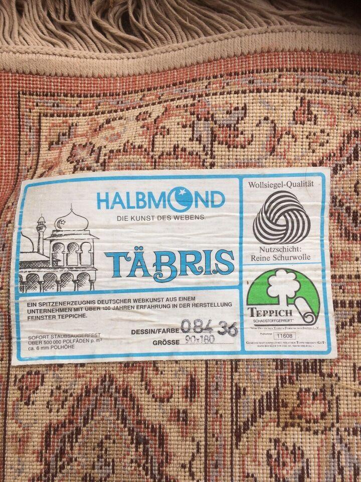 Løse tæpper, ægte tæppe, b: 90 l: 180