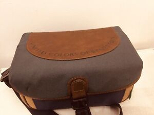 Benetton-Vtg-Festival-90s-Hip-Pack-bag-authentic-Bum-Bag-Waist-Camera