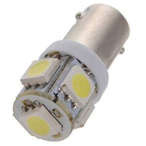 10-x-T11-BA9S-5-LED-5050-SMD-Auto-Ampoule-H5W-Voiture-Lampe-Xenon-Blanc-550-V7A2