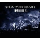 DIE FANTASTISCHEN VIER - MTV UNPLUGGED II 2 CD BEST OF DEUTSCH POP NEU