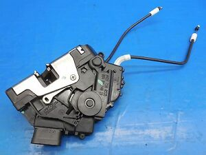 Smart Car Fortwo Passion Pure OEM Left Side Door Latch Assembly